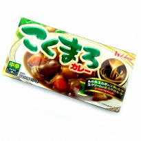 House Japan Curry Block Paste - Hot Lv 3 (8 Serving)