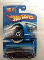 Hotwheels Ford Mustang No 182 Die Cast Collection