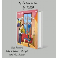 My Fortune is You / Novel / Octya Celline / Romance, Comedy, Misteri /