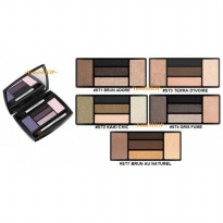 LANCOME HYPNOSE STAR EYES 5COLOUR PALETTE SCULPTED EYES