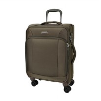 Hush puppies 693133 Expandable Soft Spinner Case Koper [20 Inch]