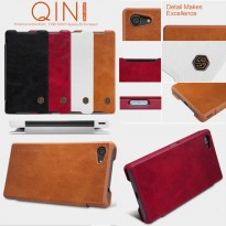 Nillkin Qin Leather Case Sony Xperia Z5 Compact