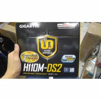 (Termurah) Motherboard Gigabyte H110M-DS2 - 7th Gen Intel Motherboard - New Ori