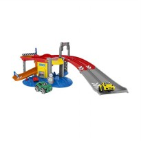 Chicco CH7414 Stop & Go Playset Mainan Anak