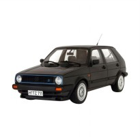 OTTO VW Golf MK2 G60 Diecast - Grey [1:18]