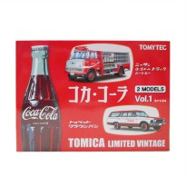 Tomica Limited Vintage Coca Cola Series 2 Models Vol 1 Diecast [1:64]