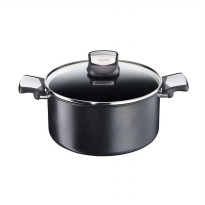 Tefal CW Expertise Shallow Pan with Lid [26 cm]