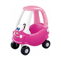 Little Tikes Princess Cozy Coupe Ride-On Toys - Magenta