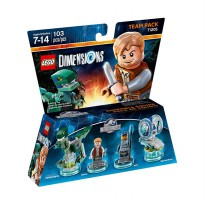 Lego Dimensions Team Pack: Jurassic World 71205 Mainan Blok & Puzzle