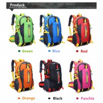 Tas Daypack Snta 5059 All Colour 40 L/ Ransel /Hiking + Raincover