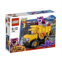 Lego 7789 Toy Story: Lotso's Dump Truck Mainan Blok & Puzzle