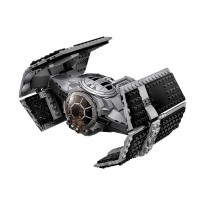 LEGO Star Wars 75150 Vader's TIE Advanced vs. A-Wing Starfighter Mainan Blok & Puzzle