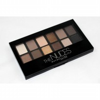 MAYBELLINE THE NUDES EYE SHADOW PALLET