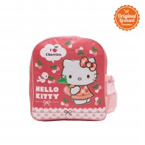 Backpack Hello Kitty I Love Cherries Pink