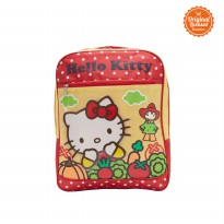 Laptop Bag Hello Kitty Red Yellow