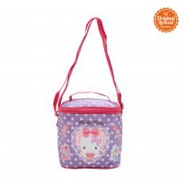 Lunch Bag Small Hello Kitty Purple