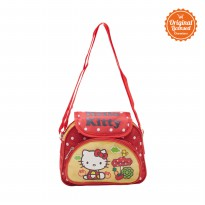 Sling Bag Hello Kitty Red