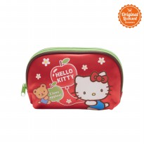 Clutch Hello Kitty I Love Apples Red