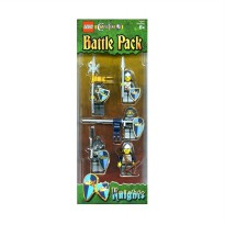 Lego Battle Pack Knights 852271 Mainan Blok & Puzzle