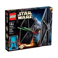Lego TIE Fighter 75095 Mainan Blok & Puzzle