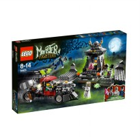 LEGO The Zombies 9465 Mainan Blok & Puzzle