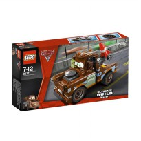 Lego Ultimate Build Mater 8677 Mainan Block & Puzzle
