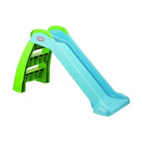 Little Tikes LT1724 First Slide Mainan Anak - Blue Green
