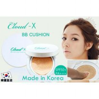 CLOUD X BB CUSHION / bedak cloud glossy