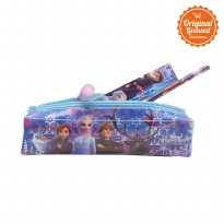 Frozen Pencil Case Kotak Set