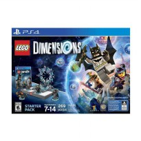 SONY PS4 Lego Dimensions DVD Game [Starter Pack]