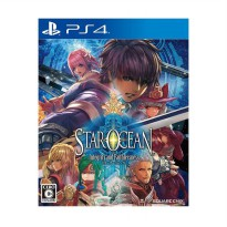 Sony PlayStation 4 Star Ocean Integrity and Faithlessness DVD Game