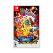 Daily Deals - Nintendo Switch Pokken Tournament DX DVD Game