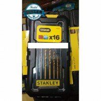 Stanley 16 pcs Accessories Set