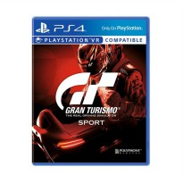 Preorder - SONY Playstation 4 Gran Turismo Sport Standard Edition R3 DVD Game