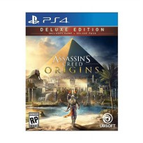 Daily Deals - Preorder - SONY Playstation 4 Assassin's Creed: Origins Deluxe Edition R3 DVD Game [Bo