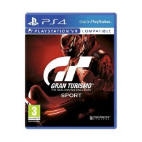 Daily Deals - Sony PS4 Gran Turismo Sport DVD Game