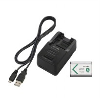Sony ACC-TRBX Battery and Charger Kit
