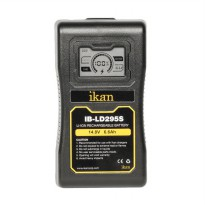 Ikan V-Mount 14.8V Battery With LCD Display
