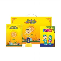 Al Qolam Mushaf Maqamat for Kids - Kuning