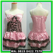 (Mini Dress) COSTUME 03 PINK