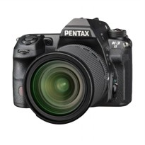 Pentax K-3 II 16-85mm Black Kamera DSLR