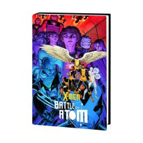 Marvel Comics X-Men Battle Of The Atom HC Buku Komik