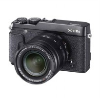 Fujifilm X-E2S Kit 18-55mm Lens Digital Camera Mirrorless - Black