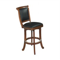Brunswick Heritage Leather Bar Stool Kursi Bar