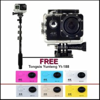 PAKET action camera sport camera 4k 16mp HD like xiaomi gopro kogan