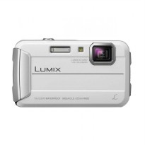 Panasonic Lumix DMC-FT25 Putih Kamera Pocket [16 MP]