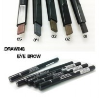 Etude house eye brow drawing new / ada kuas hasil 3D
