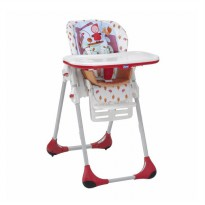 Chicco Polly 2 in 1 High Chair Happy Land