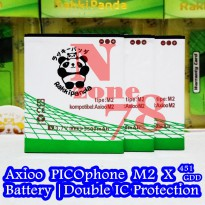 Baterai Axioo Picophone M2 X451 GDD Double IC Protection