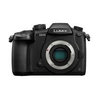 Panasonic Lumix DMC-GH5 Body Only Black + Free VLOG L